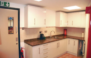 Old Town , Offices to Let at DPDS - Kitchen Area