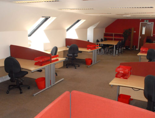 Bright Spacious Offices to Rent in Old Town